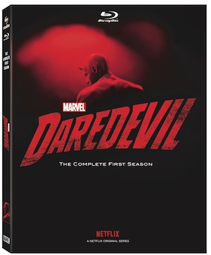 Marvel's Daredevil: The Complete First Season Heads to Blu-ray