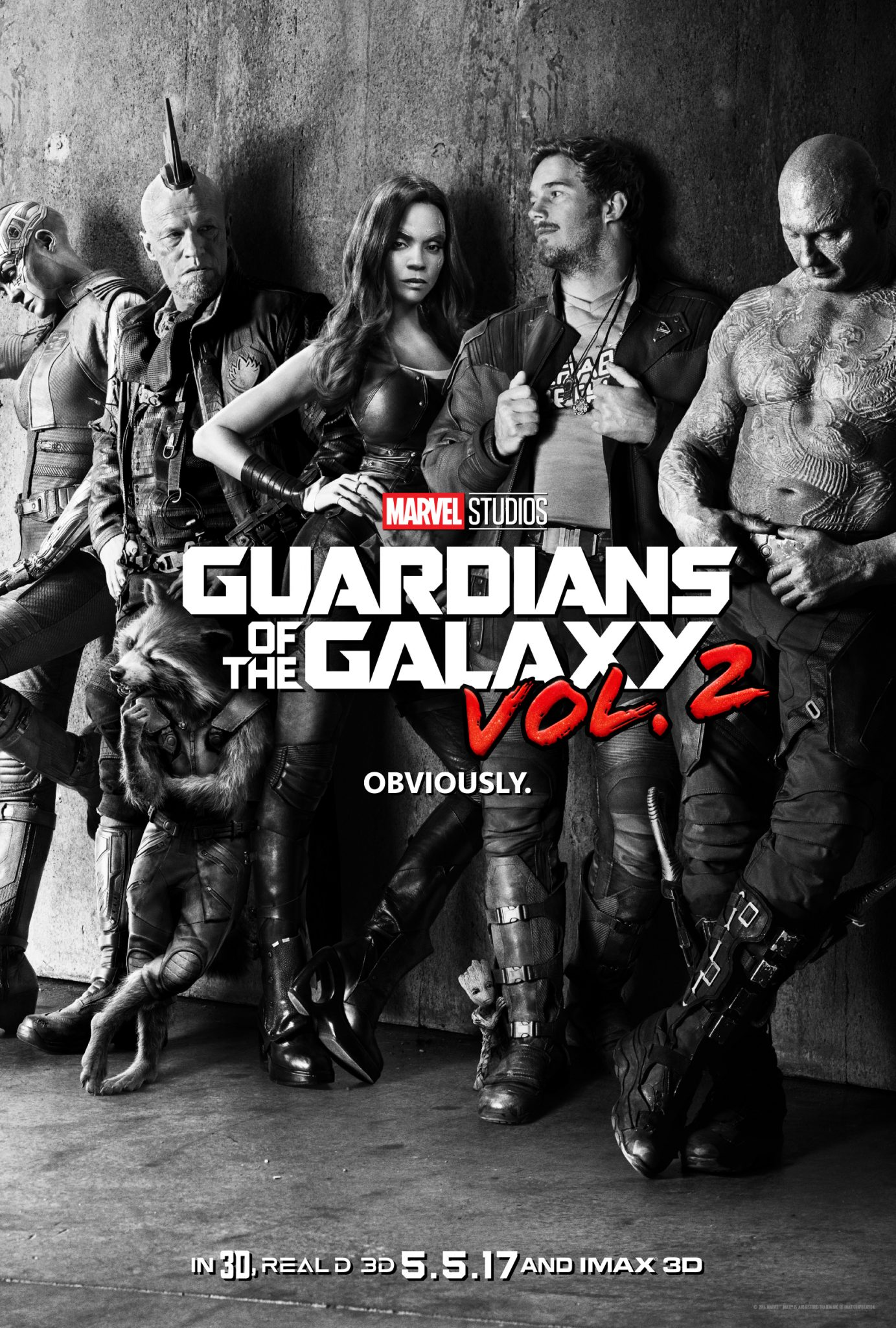 Guardians of the Galaxy Vol. 2 Poster Released!