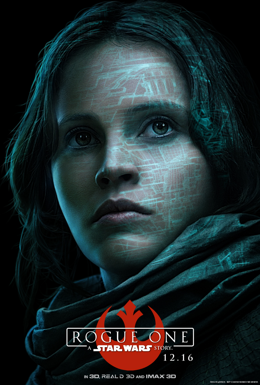 ROGUE ONE: A STAR WARS STORY Character Posters Arrive!