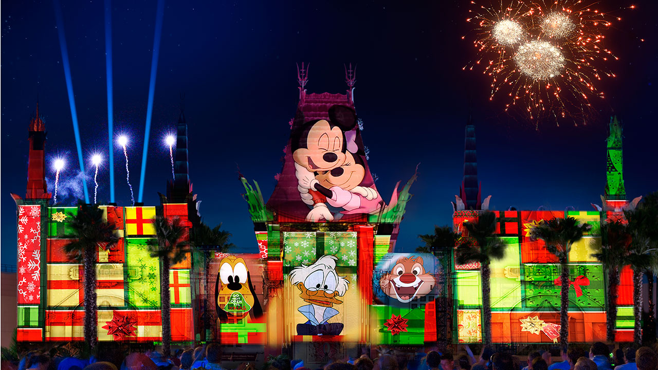 Jingle Bell, Jingle BAM! Coming to Disney's Hollywood Studios to Light Up Holiday Nights!