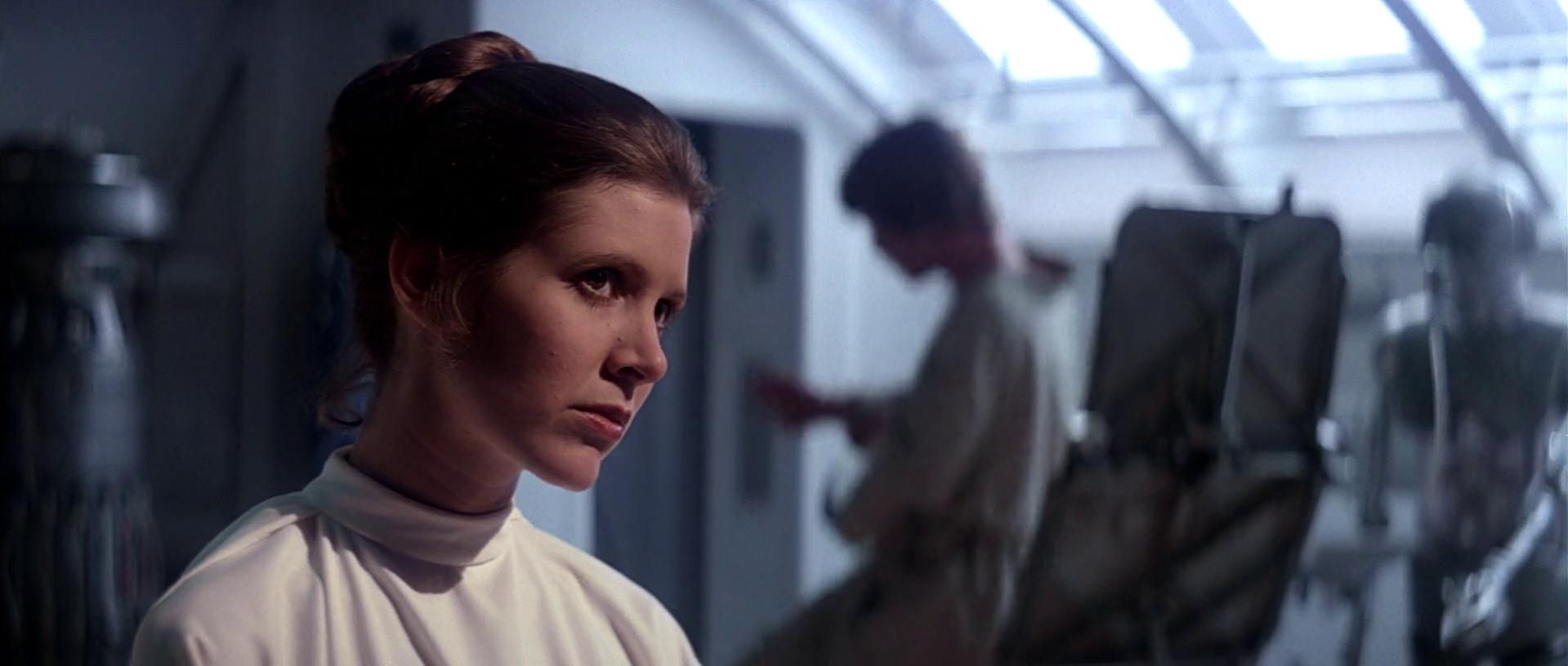 Star Wars Actress Carrie Fisher Dead at 60