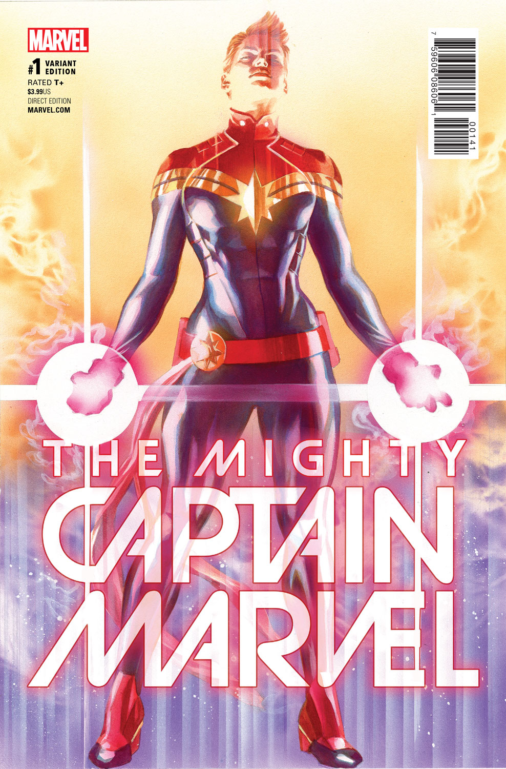Marvel Comics News Digest 12/12 – 12/16/16 Featuring Venom Variants and Captain Marvel
