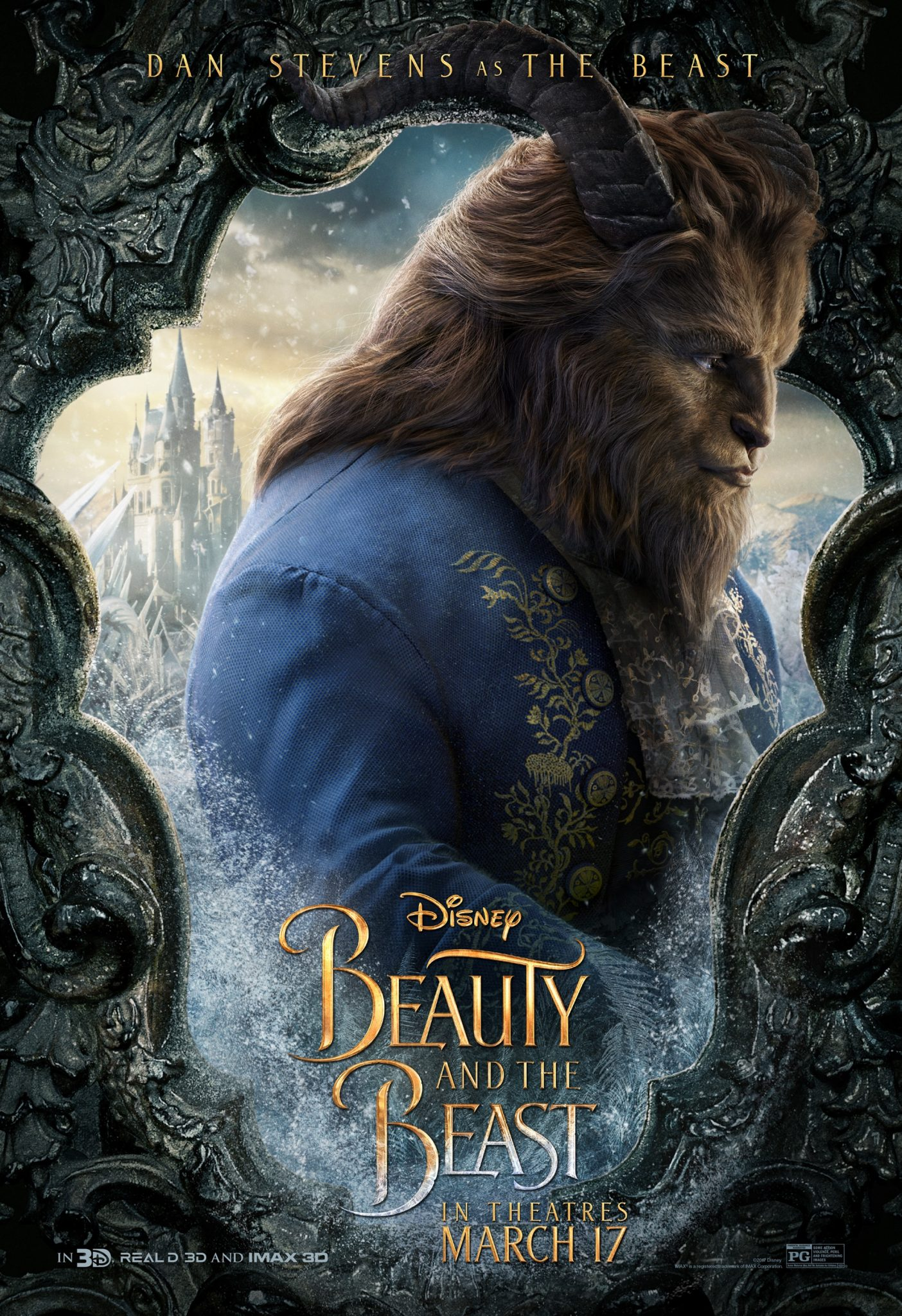 Disney Parks Beauty and the Beast Sneak Peek to Start in February