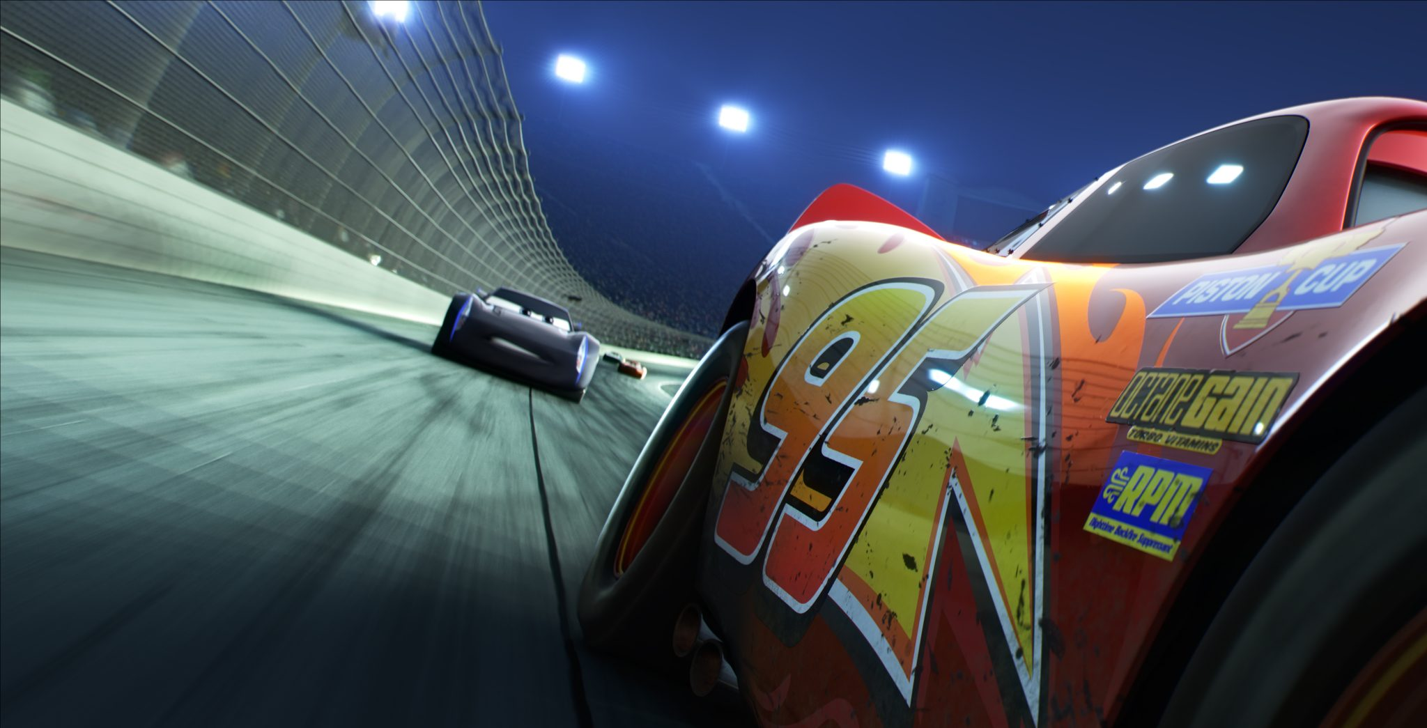 It's Not Over Until Lightning Strikes – Cars 3 First Official Trailer Has Arrived!