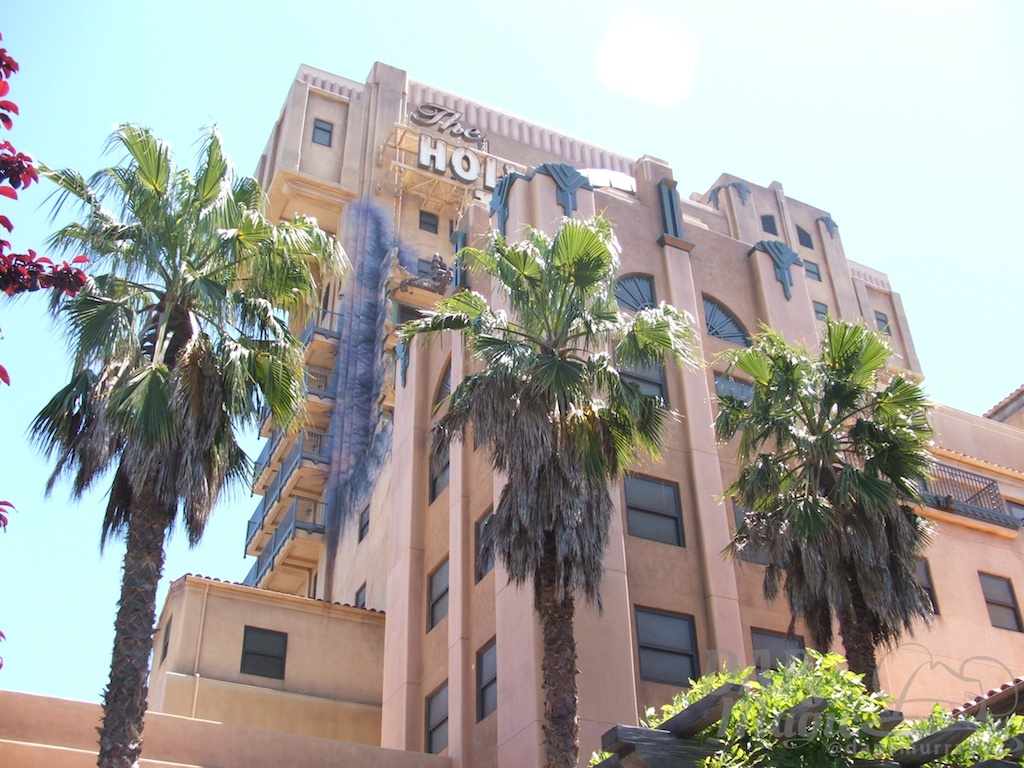 Twilight Zone Tower of Terror at DCA – A Reflection