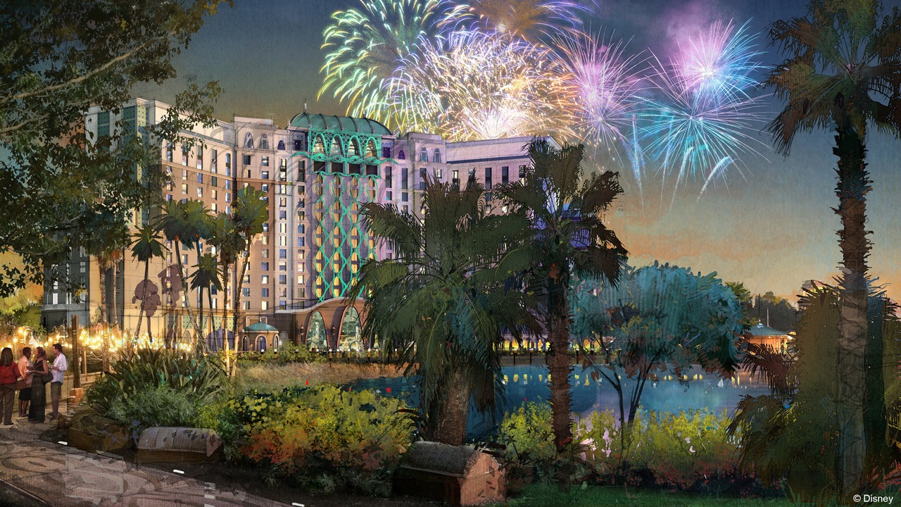 Walt Disney World's Coronado Springs and Caribbean Beach Resorts To Expand For More Guest Experience