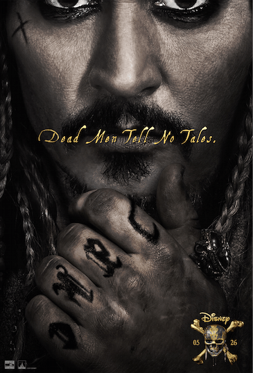 New Pirates of the Caribbean: Dead Men Tell No Tales Trailer During Super Bowl