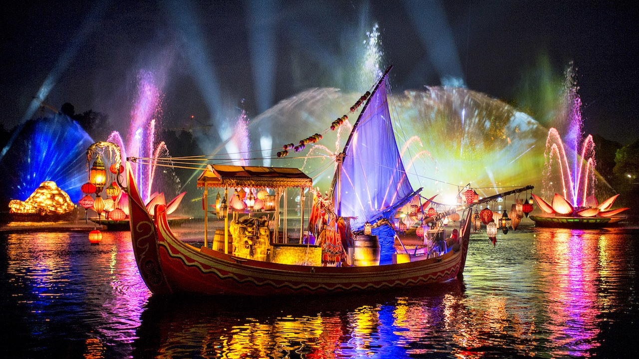 Rivers of Light to Open on February 17th at Disney's Animal Kingdom