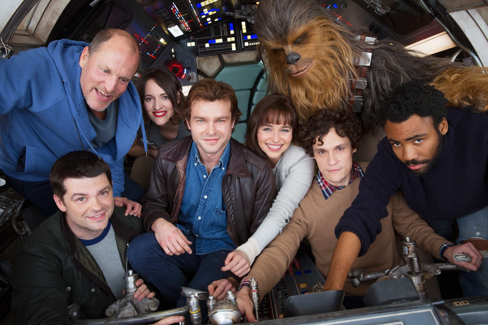 Production Begins On Untitled Han Solo Movie