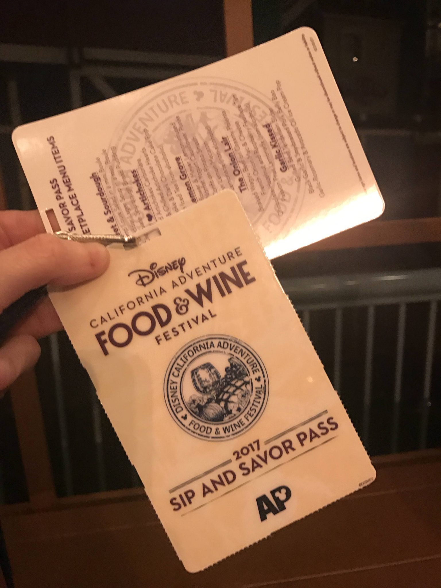 Annual Passholder Exclusive Sip and Savor Pass at Disney California Adventure Food & Wine Festival – Is It Worth It?