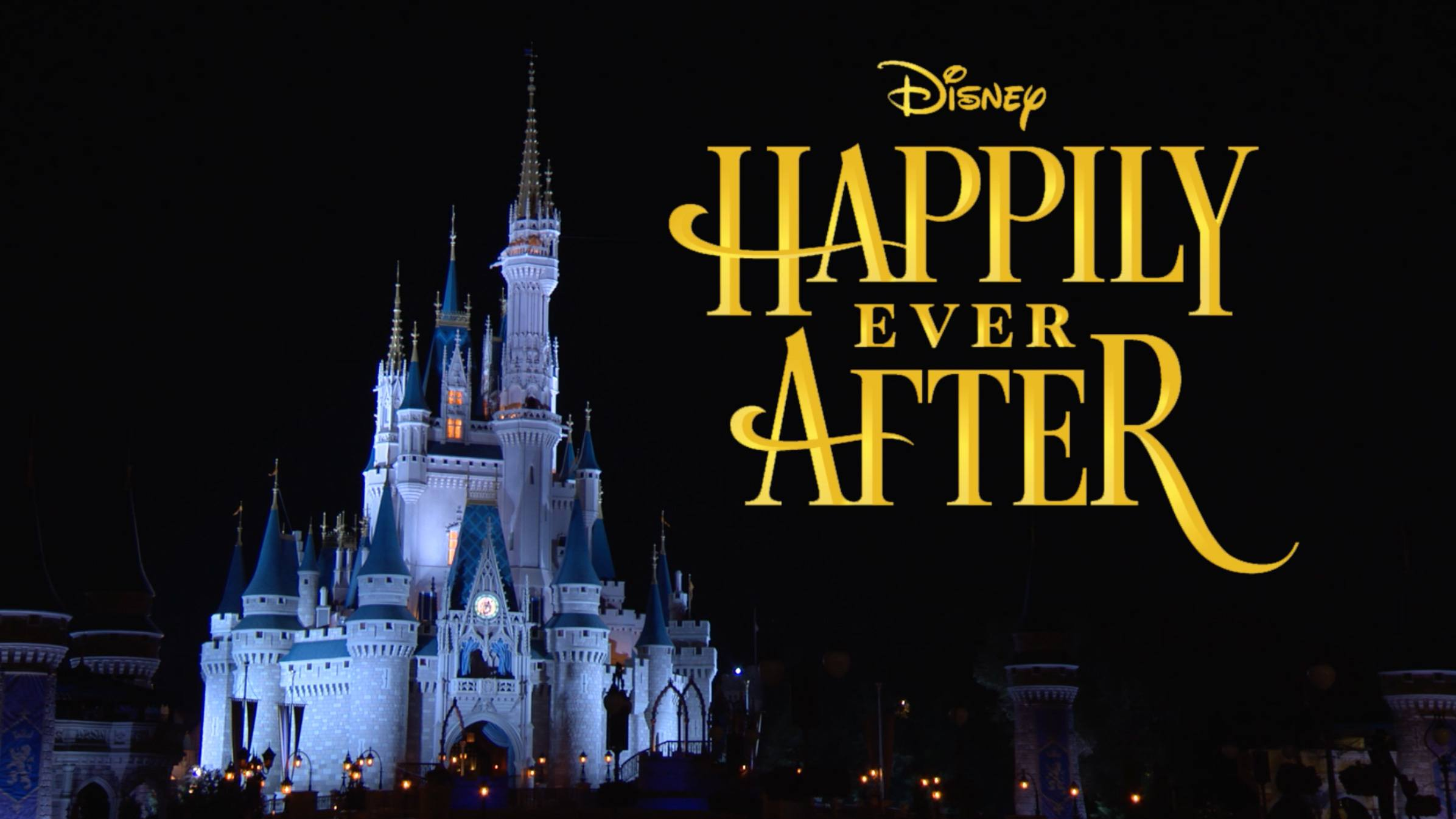 Happily Ever After Comes to Walt Disney World