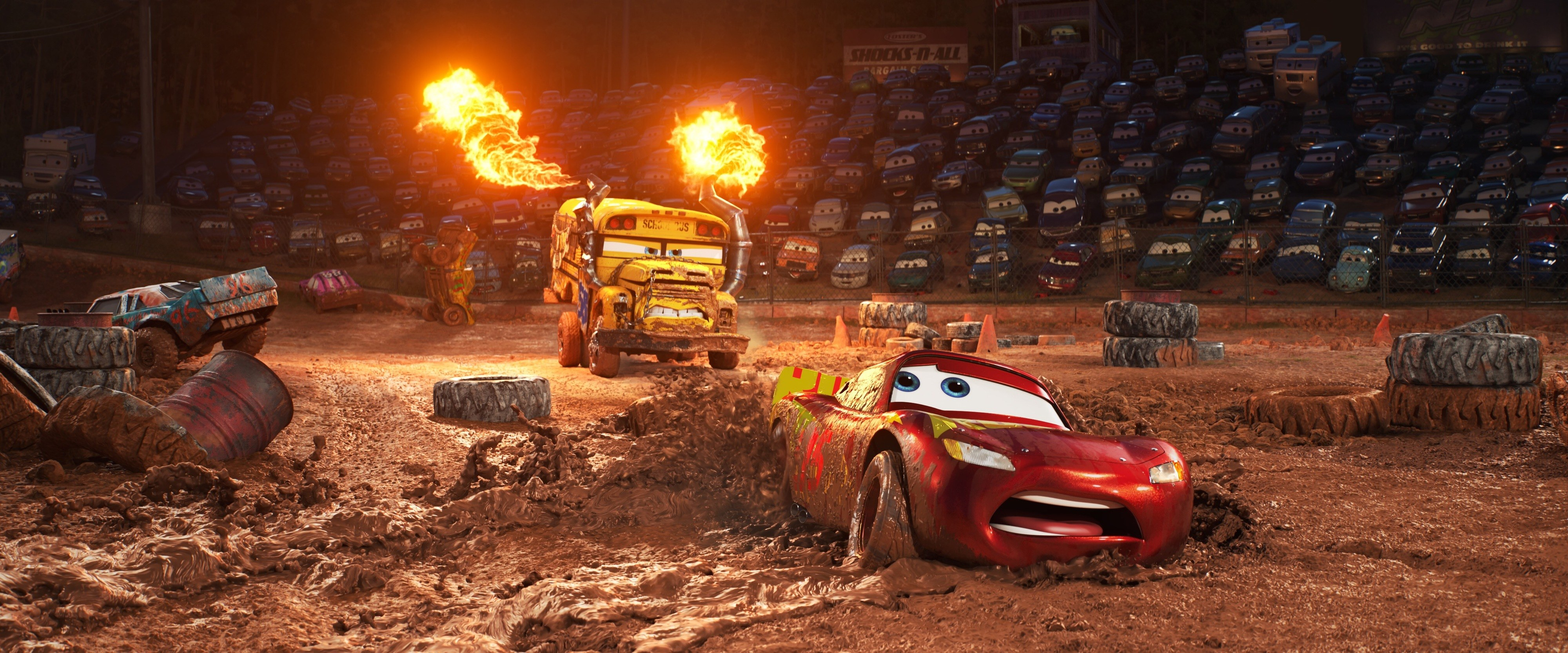 Are Lightning's Racing Days Over? – New Trailer Released for Disney-Pixar's Cars 3