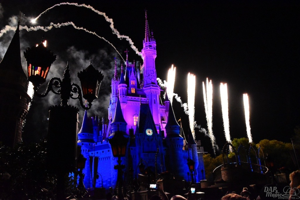 Farewell to Wishes at Magic Kingdom