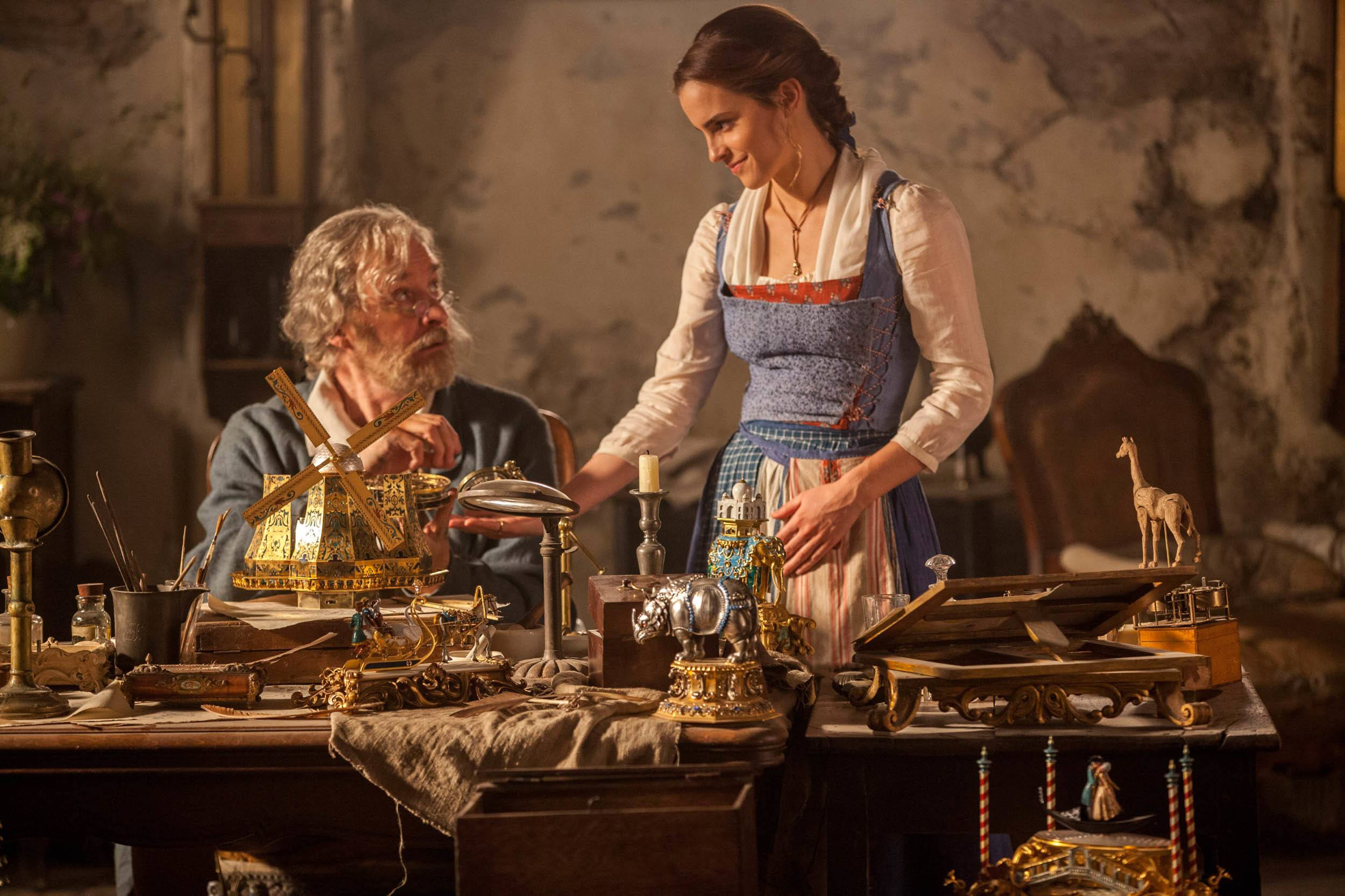 New Trailer for BEAUTY AND THE BEAST Re-Release in New York and Los Angeles For Your Consideration