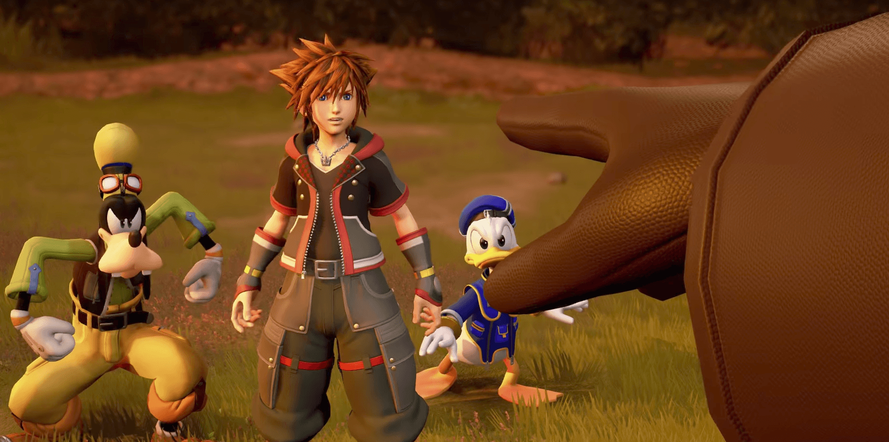 Kingdom Hearts 3 Has a New Trailer and Release Date