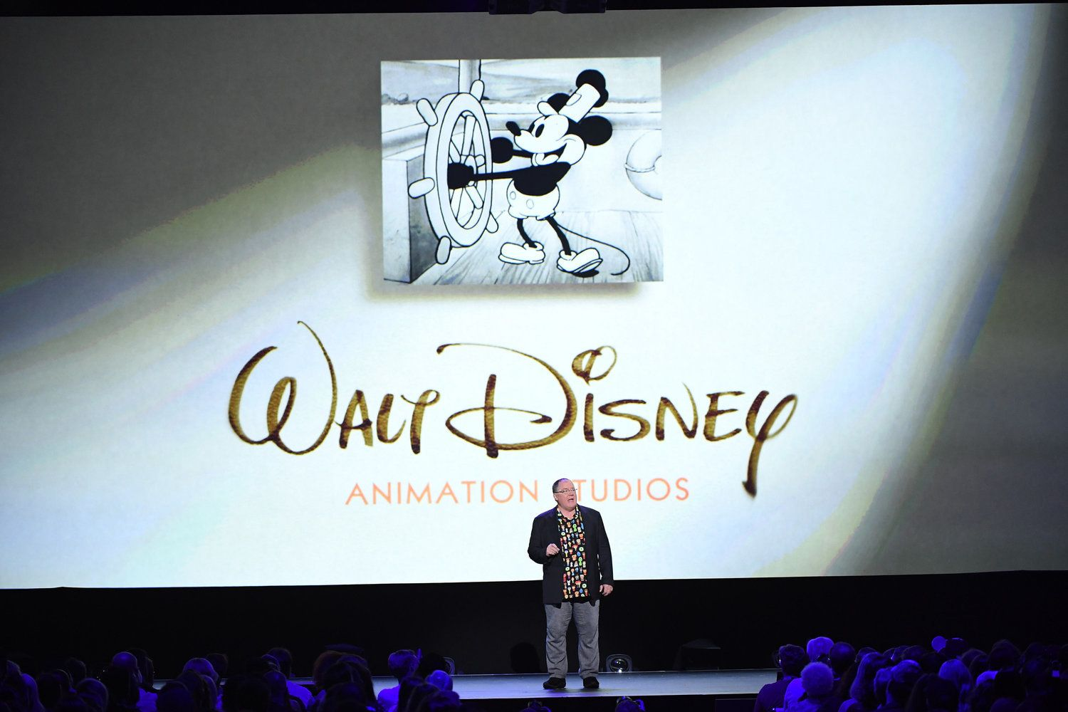 Things Get Animated During Animation Panel at D23 Expo