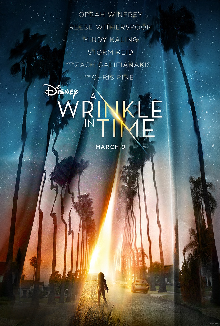 Disney Releases First Look at A Wrinkle in Time at D23 Expo