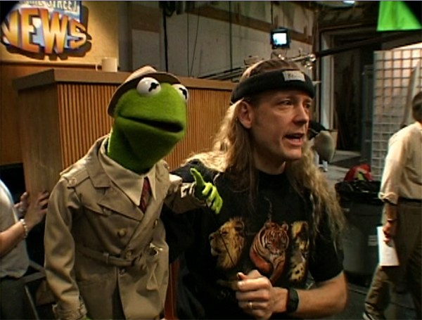 Steve Whitmire Says Goodbye to The Muppets