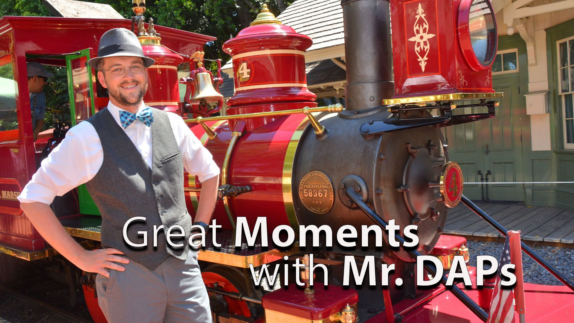 Ant-Man, Star Wars, and Mermaids – Great Moments with Mr. DAPs