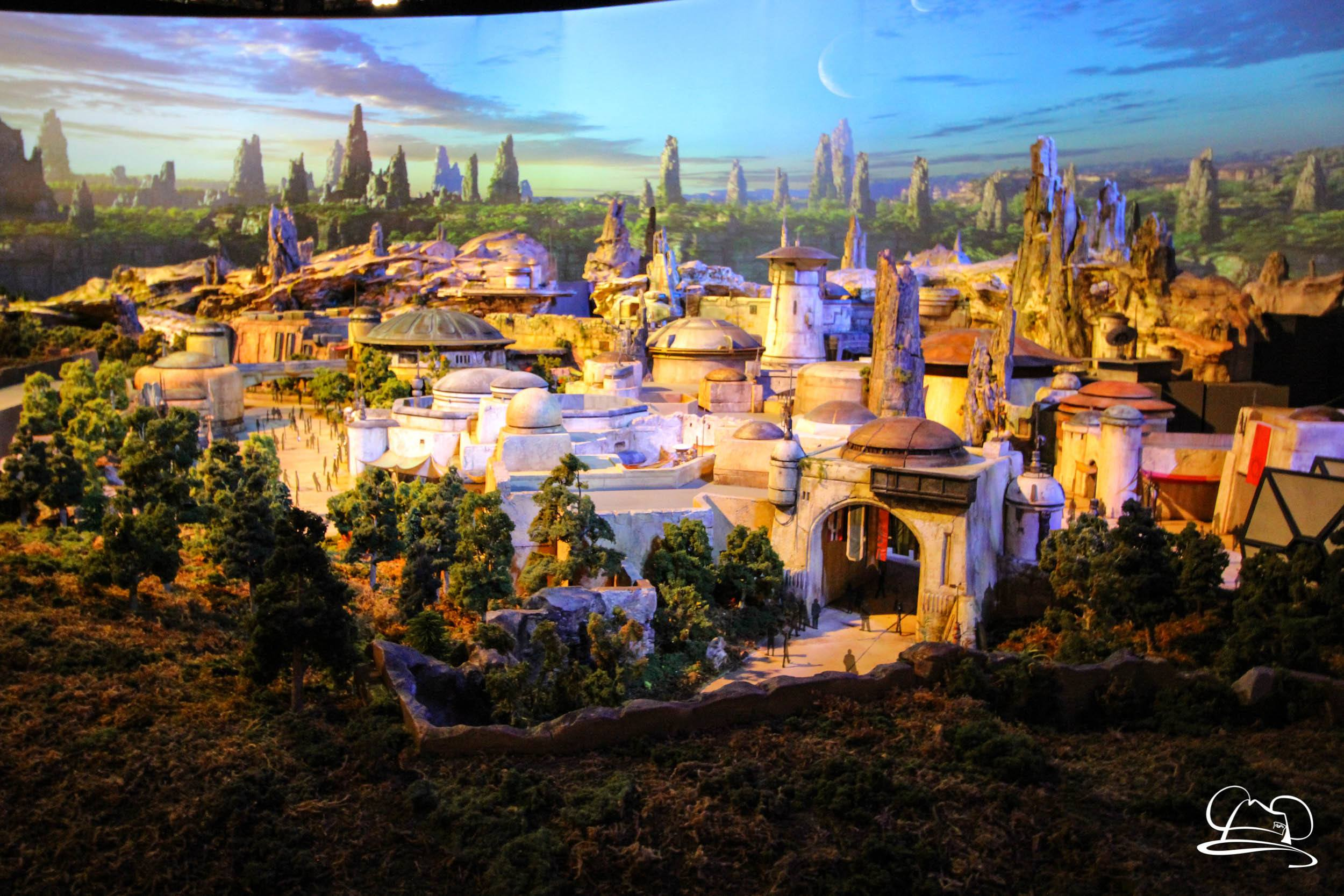 Star Wars: Galaxy's Edge and Toy Story Land Models Coming to Disney's Hollywood Studios