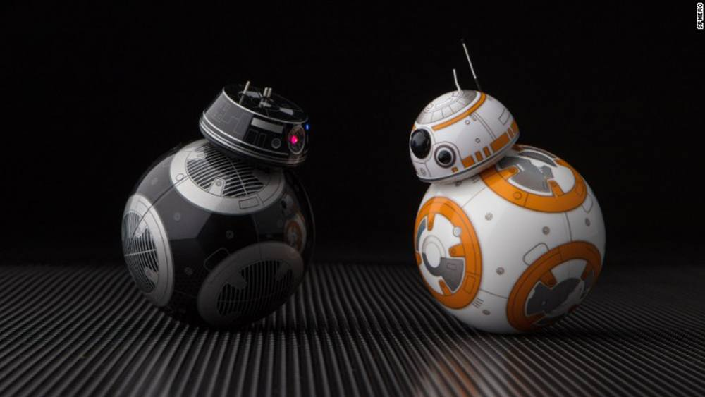 """Fans """"Find the Force"""" and Reveal New Star Wars:The Last Jedi Character BB-9E as Force Friday II Gets Underway Around the World"""