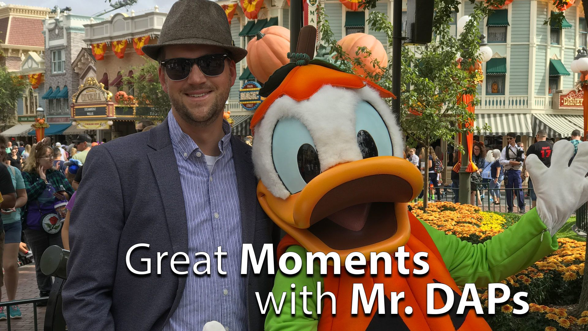 Halloween Time, Coco, Star Wars, & More! – Great Moments with Mr. DAPs