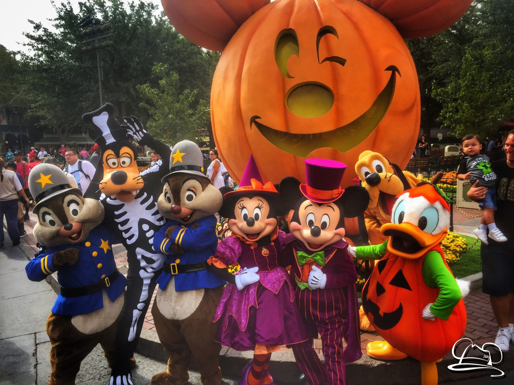 Halloween Time Returns to Disneyland Resort For More Frightful Fun Than Ever Before!