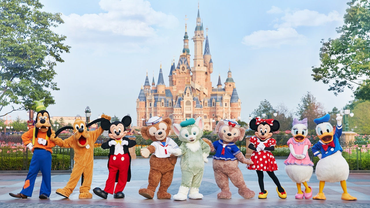Gelatoni Makes Paws-itively Adorable Arrival at Shanghai Disney Resort