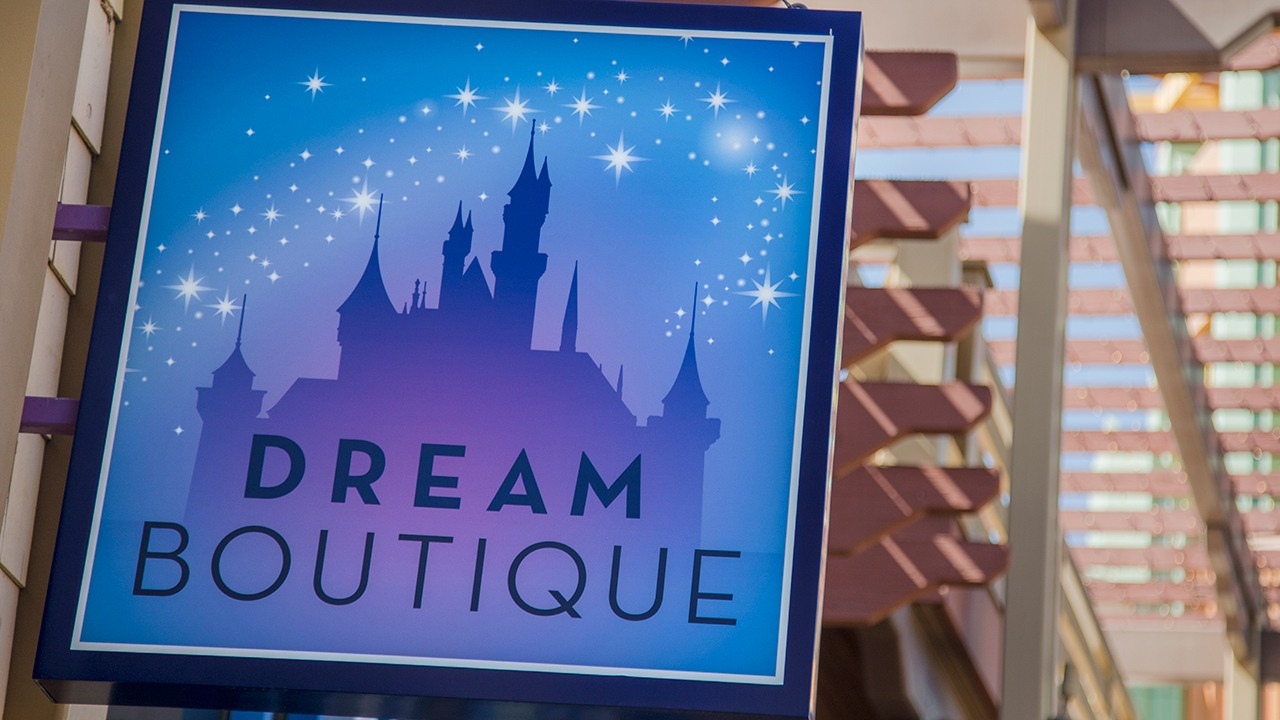 Downtown Disney District Becomes A Little More Magical With Addition of Dream Boutique