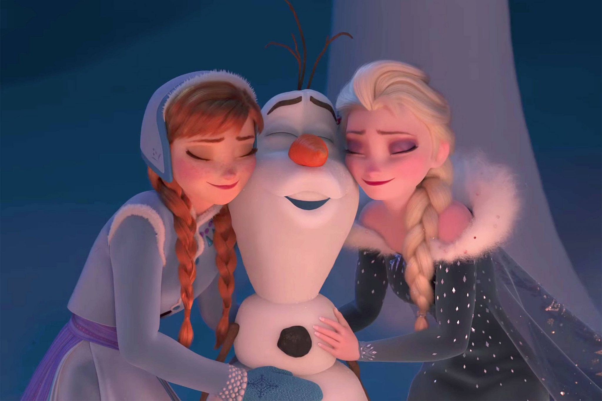 """Four Original Songs Featured in New Animated Featurette """"OLAF'S FROZEN ADVENTURE!"""""""