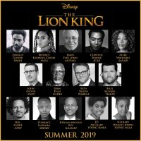 Disney's The Lion King Cast