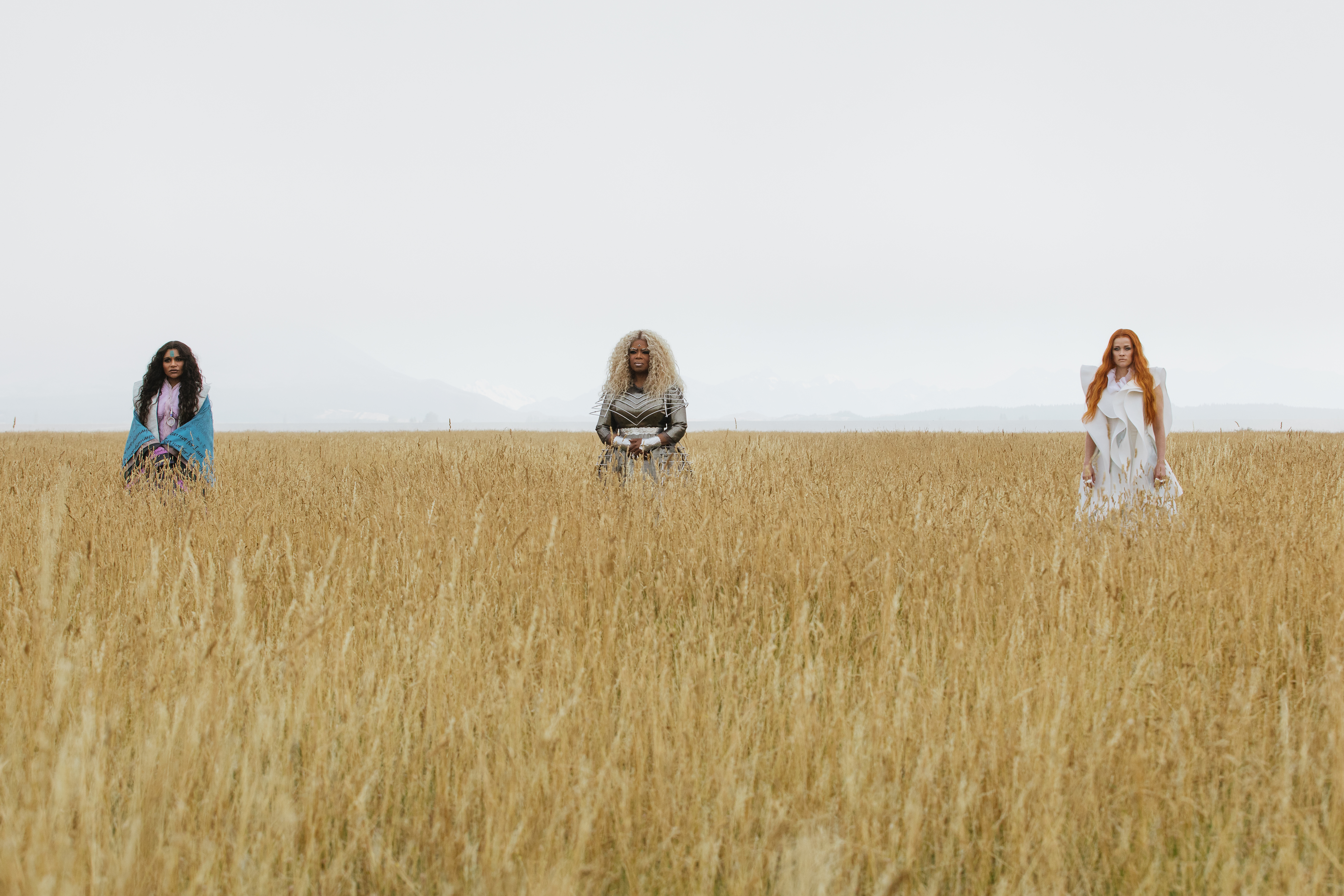 "Tesser into 2018 with new motion posters and TV spot from Disney's ""A Wrinkle In Time"""