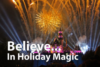 Believe... In Holiday Magic
