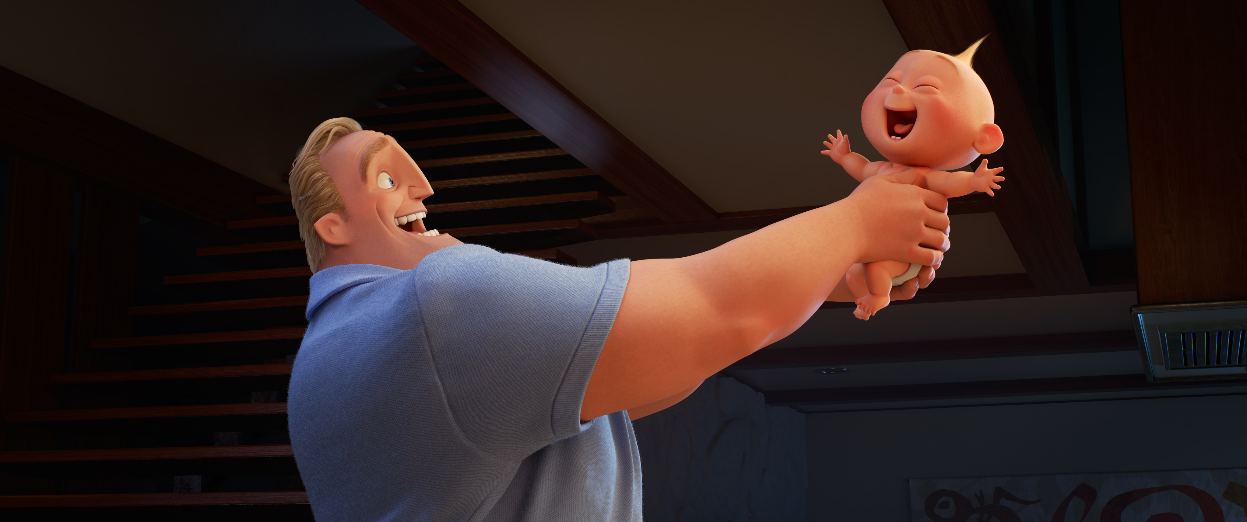 "5 Super Fan Theories About ""Incredibles 2"""