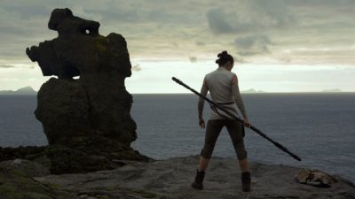 Rey - Star Wars: The Last Jedi