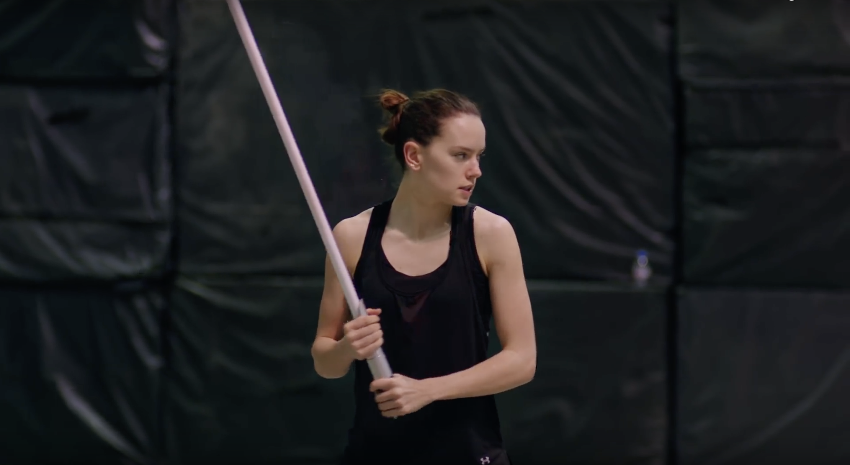 Star Wars: The Last Jedi - Daisy Ridley - Training Day