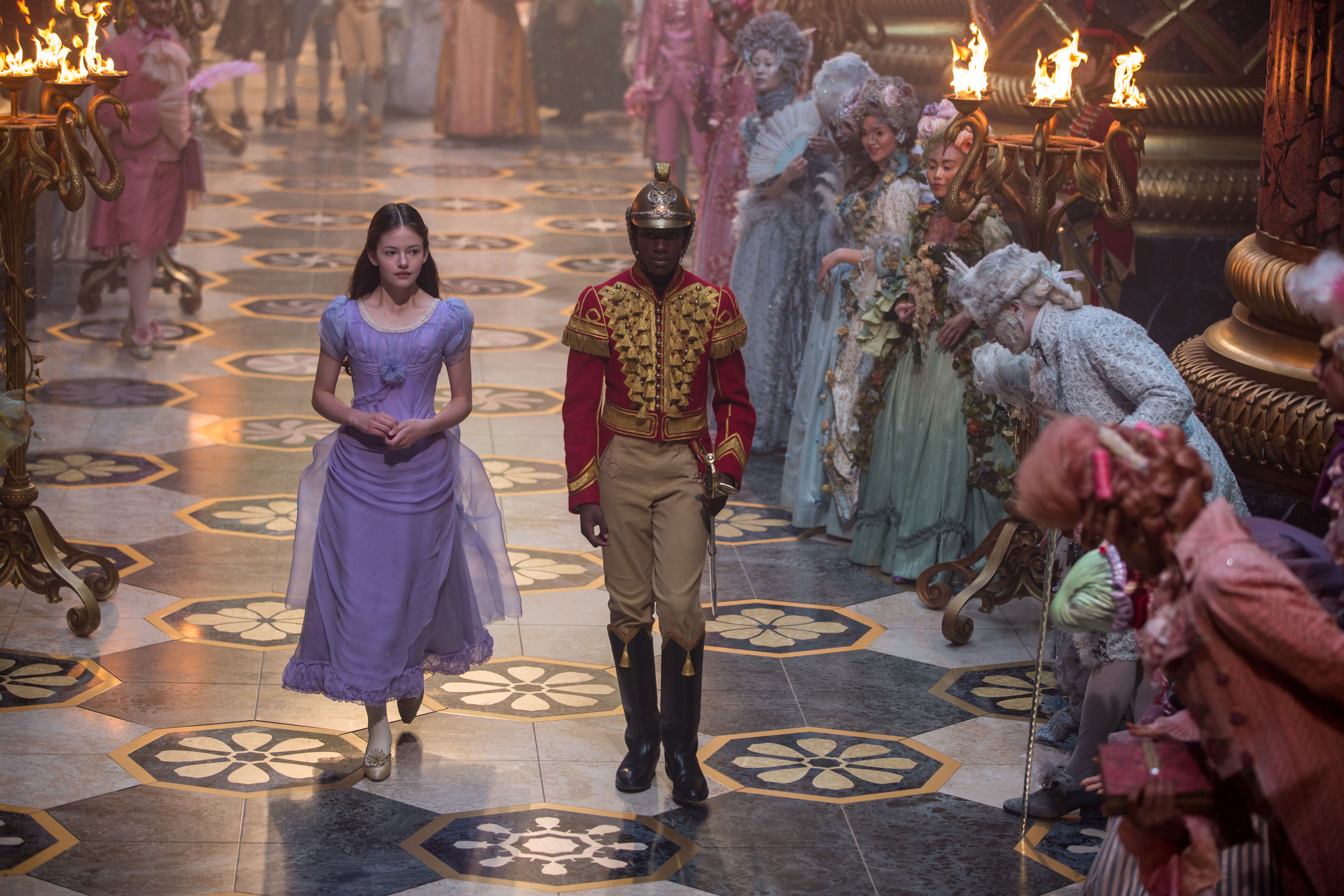 Disney Releases The Nutcracker and the Four Realms Teaser and Images