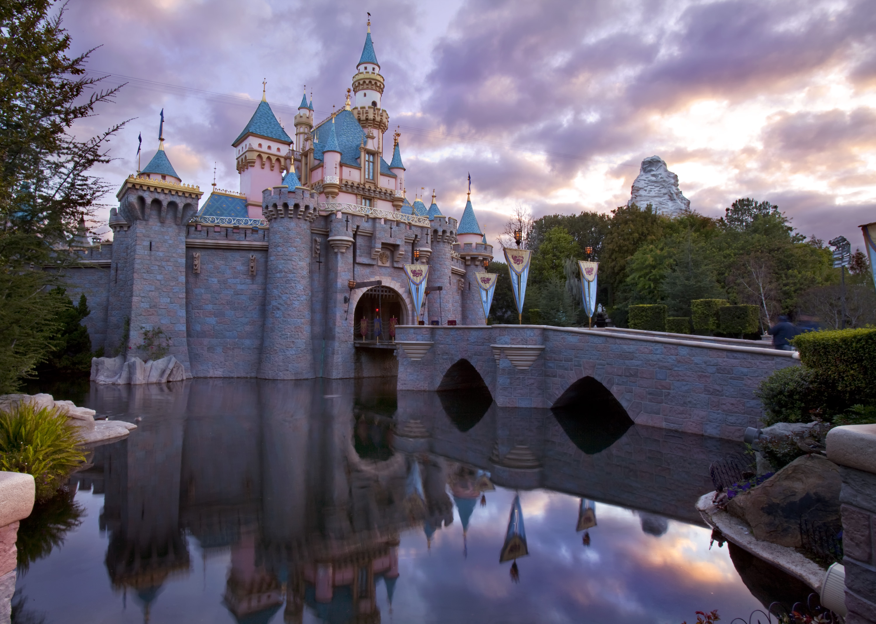 Instagram's Most Photographed Place on Earth is Disneyland!
