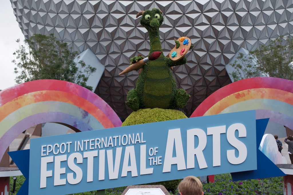 Epcot's Festival of the Arts From an Artist's Perspective
