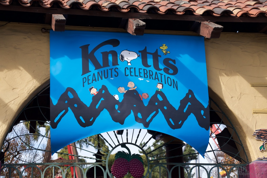 3 Reasons Why You Should Celebrate the Peanuts at Knott's Berry Farm