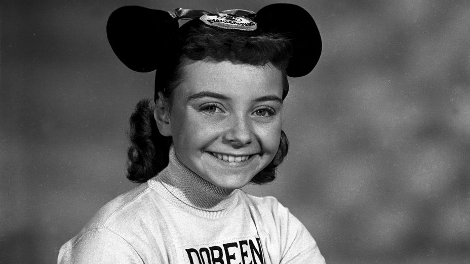 Original Mouseketeer Doreen Tracey Dies at 74