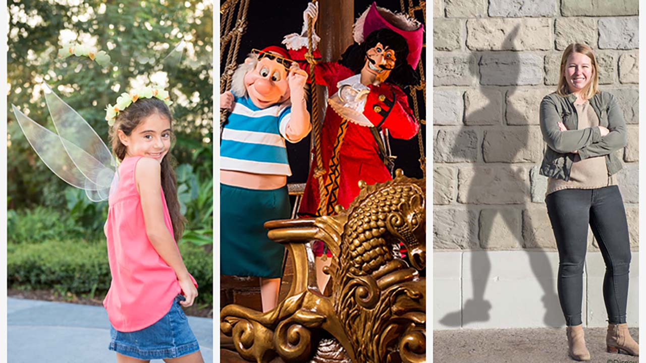 Celebrate 65 Years of 'Peter Pan' with Magical Photo Opportunities at Magic Kingdom Park