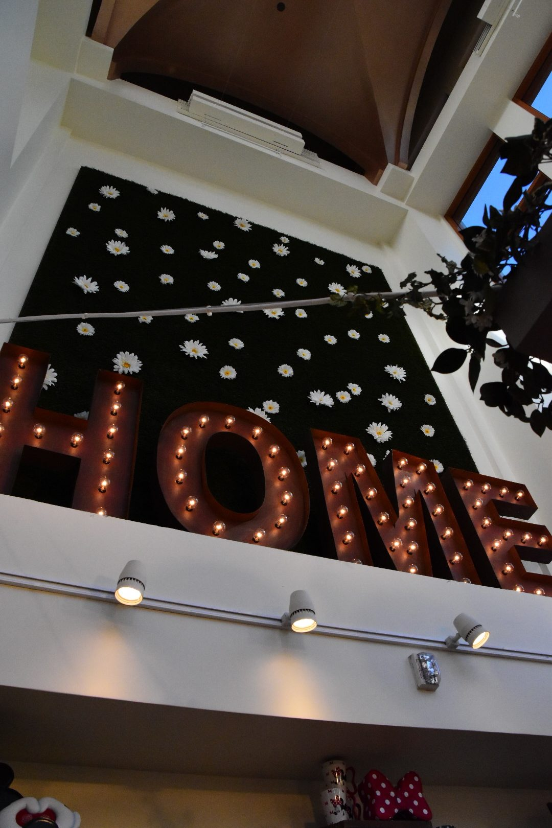 Disney Home Store Grand Opening Ceremony and Look Inside