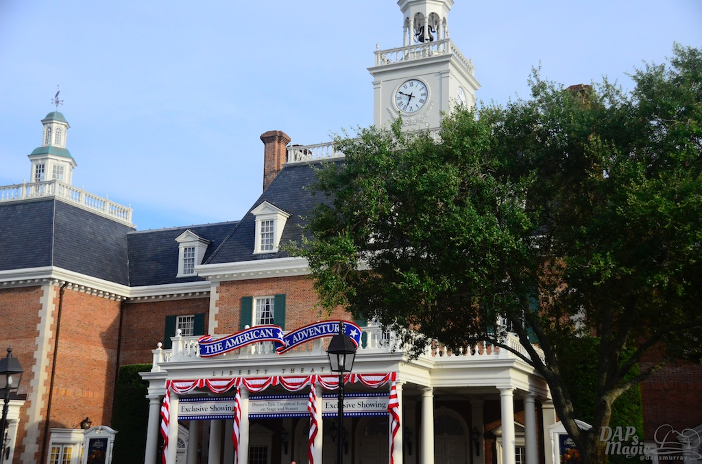 American Adventure at Epcot to Get Update With More American Icons