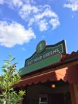 Eat Your Greens Booth - 2018 Disney California Adventure Food and Wine Festival