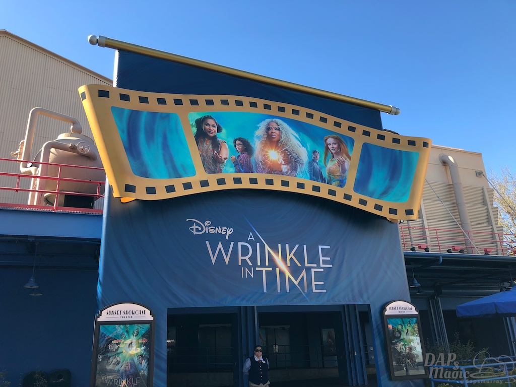 Disneyland Update 2/11/18 With A Wrinkle in Time and Sundays With DAPs