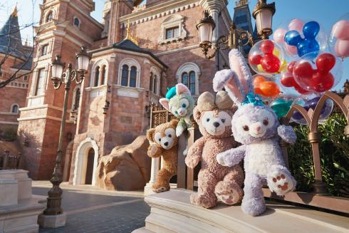 Shanghai Disneyland Celebrates Spring with Brand New Experiences and a New Seasonal Pass for Guests to Enjoy Multiple Visits