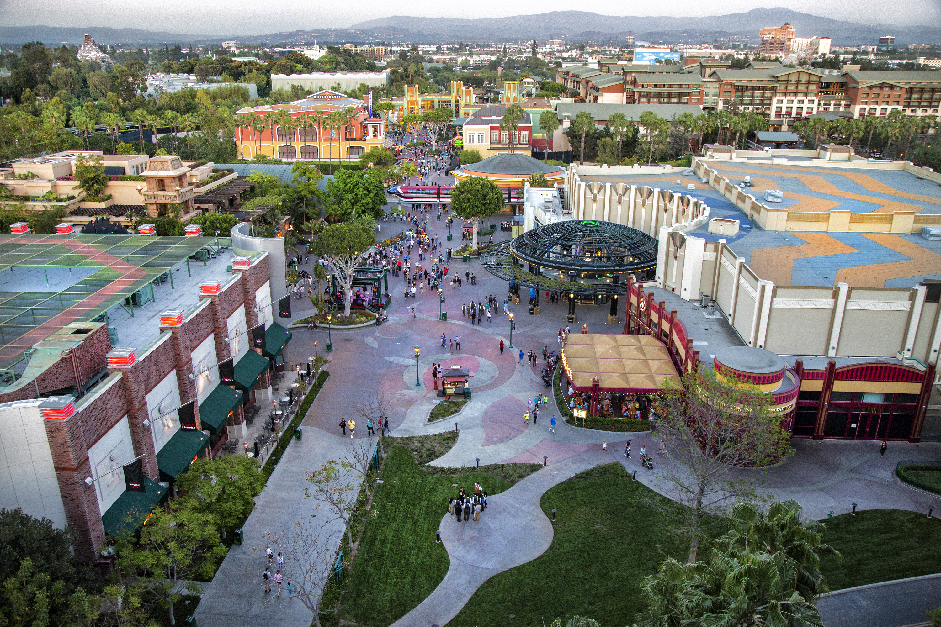 Downtown Disney District - Disneyland Resort