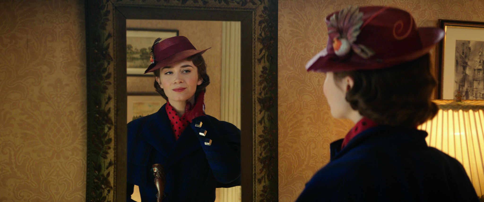 Get Ready For Mary Poppins Returns with these New Character Posters and an Exclusive Sneak Peek from Disney
