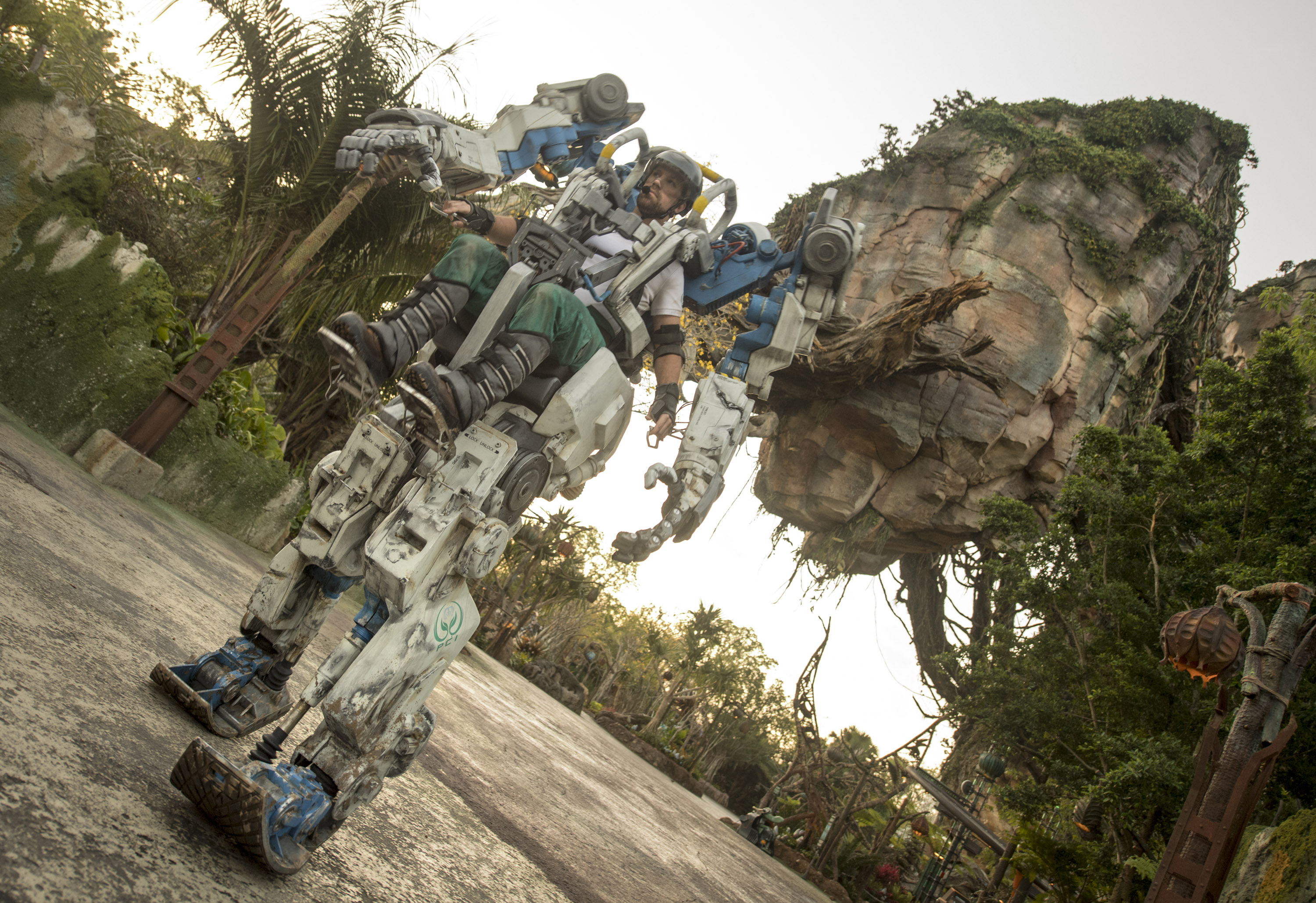 Pandora Utility Suit - Pandora - The World of Avatar
